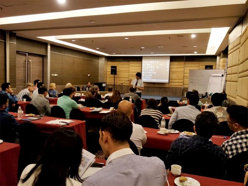 4-5th June 2018 Physician Education Awareness Training